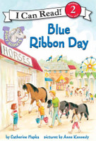 Pony Scouts: Blue Ribbon Day: I Can Read Level 2