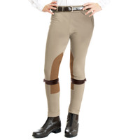 Ovation Euro Seat, Side Zip Jodhpurs, Sizes 2 - 16