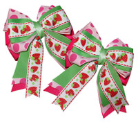 Kathryn Lily Strawberry Shortcake Piggies