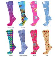 InkStables Equestrian Boot Socks for Girls