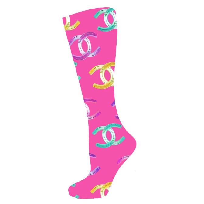 Pink Horseshoes