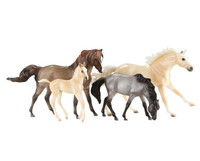 Breyer Cloud's Encore Gift Set, Four Models