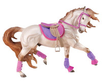 Breyer English Riding Set, Hot Colors