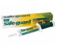 Safe-Guard Paste Equine Dewormer, 25 Gram Tube