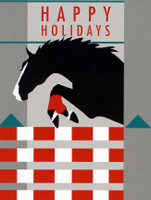 'Jump for Joy' Horse Holiday Cards - Box of 8