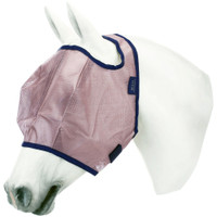 Horseware Mio Fly Mask, Bronze/Navy, Small Pony , Pony & Cob