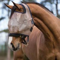 Horseware Mio Fly Mask, Bronze/Navy, Small Pony , Pony & Cob