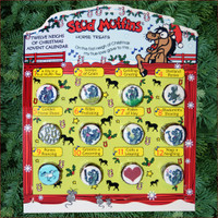 Stud Muffins 12 oz Christmas Advent Calendar Horse Treats