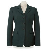RJ Classics Hampton Green Show Coat, Size 2 Only