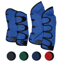 Jacks Mini Pro Shipping Boots, Set of 4