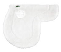 Fleeceworks Easy-Care Classic Non-Slip Hunter Pad, Three Sizes