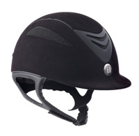 One K Defender JUNIOR Suede Helmet