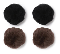 Fleeceworks Sheepskin Ear Plugs
