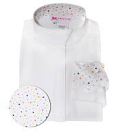RJ Classics Prestige Spruce Jr Shirt - White with Stars, XS - L