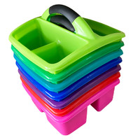 Small Plastic Grooming Tote