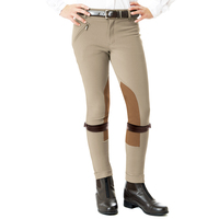 Ovation Euro Seat, Front Zip Jodhpurs, Sizes 4 - 16