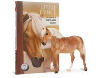 Little Prince, Breyer Book & Model Set