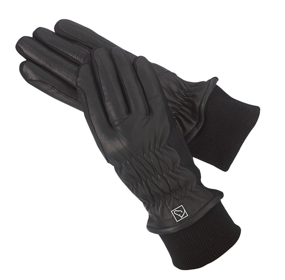 Ssg Pro Show Winter Leather Riding Gloves Sizes 5 7