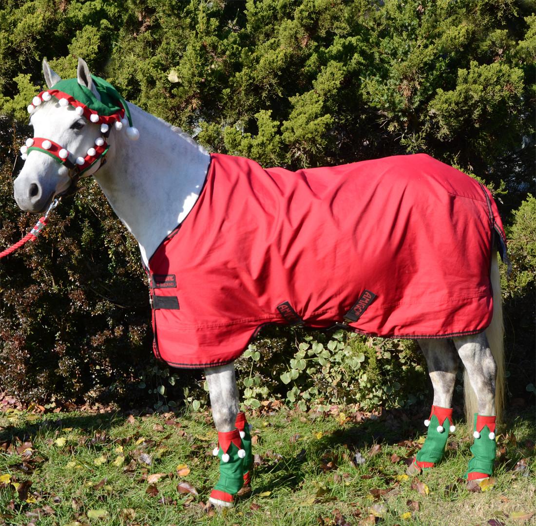Heavy Horse Wicking Leg Wraps