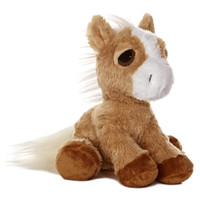 "Aurora 10"" Dreamy Eyes Pony, Breeze"