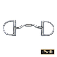 "Myler Low Port Comfort Dee, No Hooks, Level 2, 4.25"", 4.5'' & 4.75"""