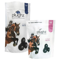 Plughz High Performance Ear Plugs, Stable Pack of 10 Pairs, Two Sizes