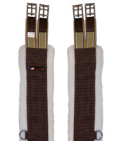 Walsh Synthetic Sheepskin Girth, 38'' - 48''