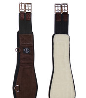 "Equifit Essential Girth with SheepsWool Liner, 36"" - 46"""