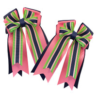 Belle & Bow Show Bows, Bahama Belle
