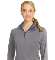 Ovation Childs CoolRider UV Tech Shirt, Wisteria