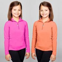 EIS (Equi In Style) COOL Shirt, Children's Leadline, Lipstick & Sorbet
