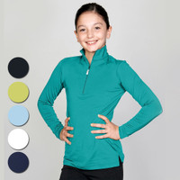 EIS (Equi In Style) COOL Shirt, Long Sleeve, Youth