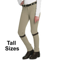 Ovation Euro  Melange Jodhpurs, TALL Sizes M - XL