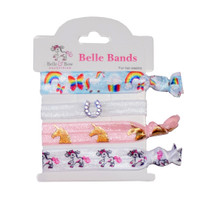 Belle & Bow Belle Hair Elastics