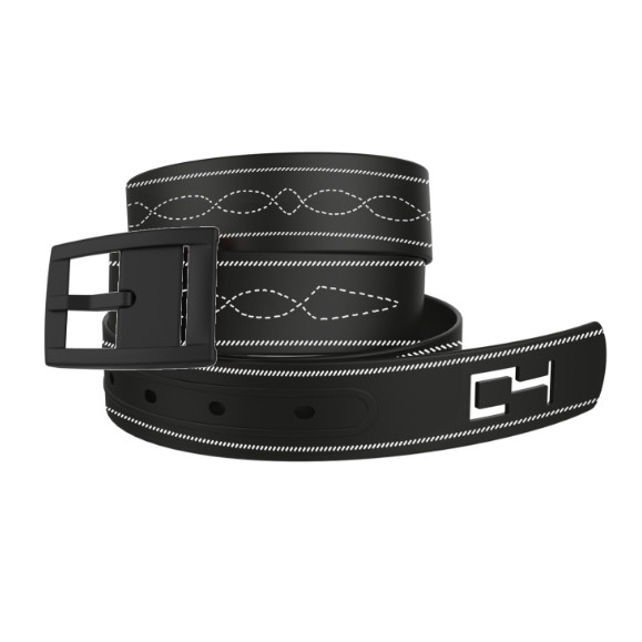 Black Stitches, Black Buckle
