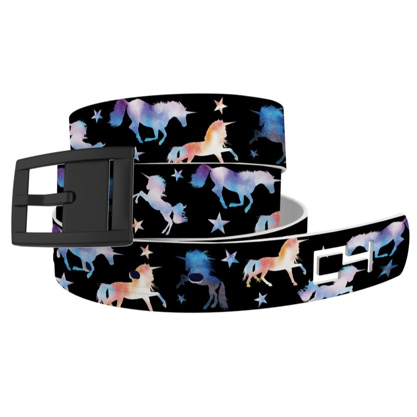 Unicorn Magic, Black Buckle