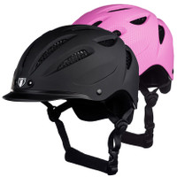 Tipperary Sportage Toddler/Kids Helmet, XXS, Black & Pink
