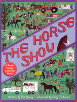 The Horse Show - A Read-Along Coloring Book