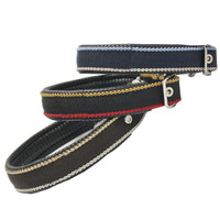 Horseware Rambo Dog Collar, Newmarket Colors