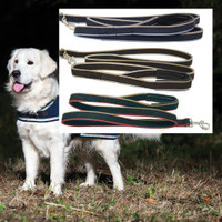 Horseware Rambo Dog Lead, Newmarket Colors