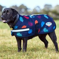 """Weatherbeeta Parka 1200D Dog Coat, Hedgehogs, 14"""" - 28"""""""