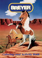 Breyer Coloring and Activity Book