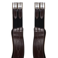 "EquiFit  Anatomical Pony Hunter Girth with T-Foam Liner, 36"" - 44"""