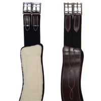 "EquiFit  Anatomical Pony Hunter Girth with SheepsWool Liner, 36"" - 44"""