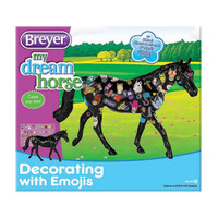 Breyer Decorate an Emoji Horse Kit