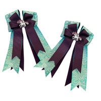 Belle & Bow Show Bows, Tiffany