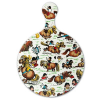 Thelwell Cheese/Chopping Board