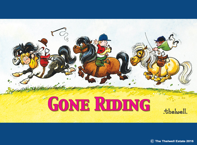 Gone Riding