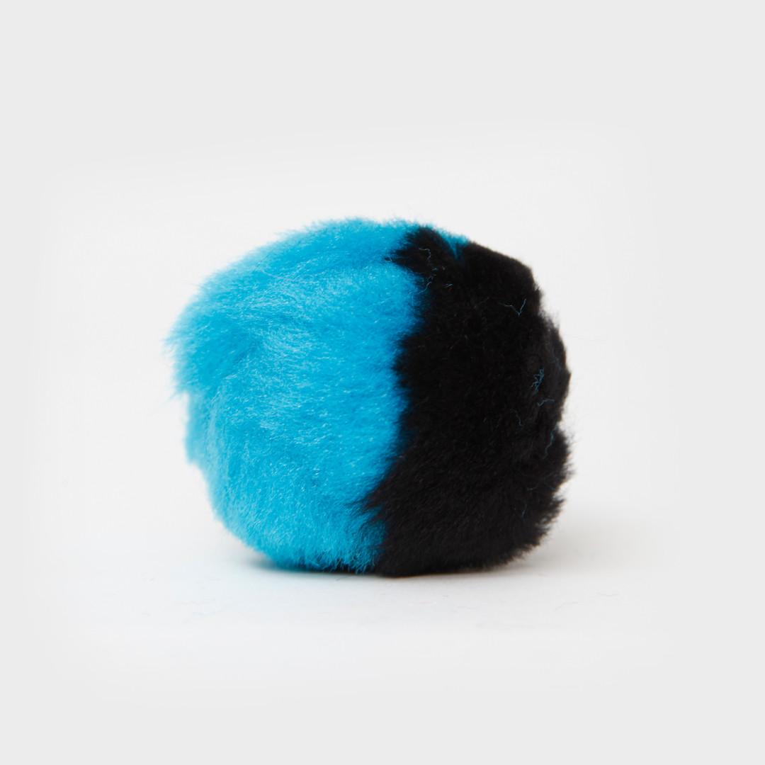 Black/Turquoise 2-Tone