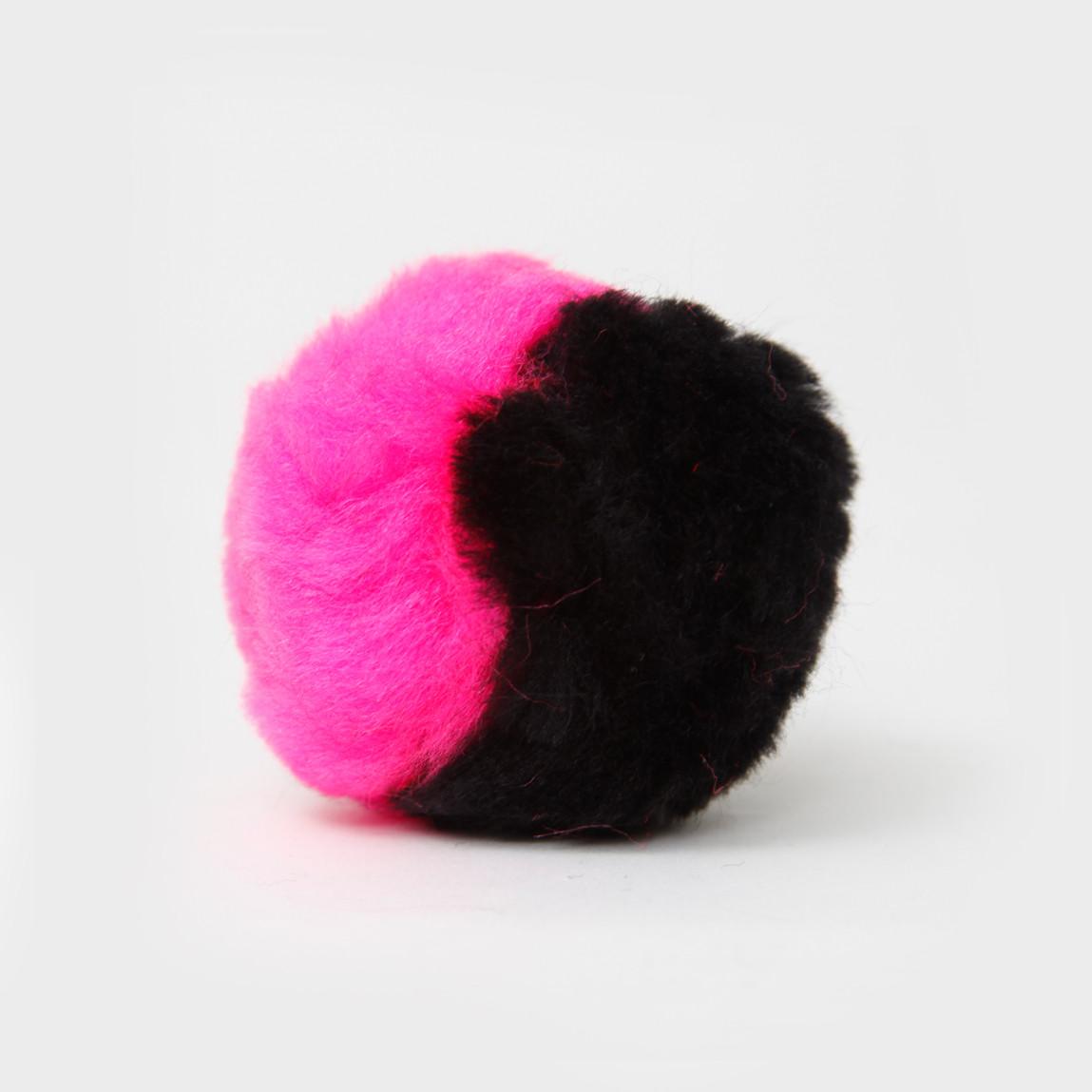Black/Hot Pink 2-Tone